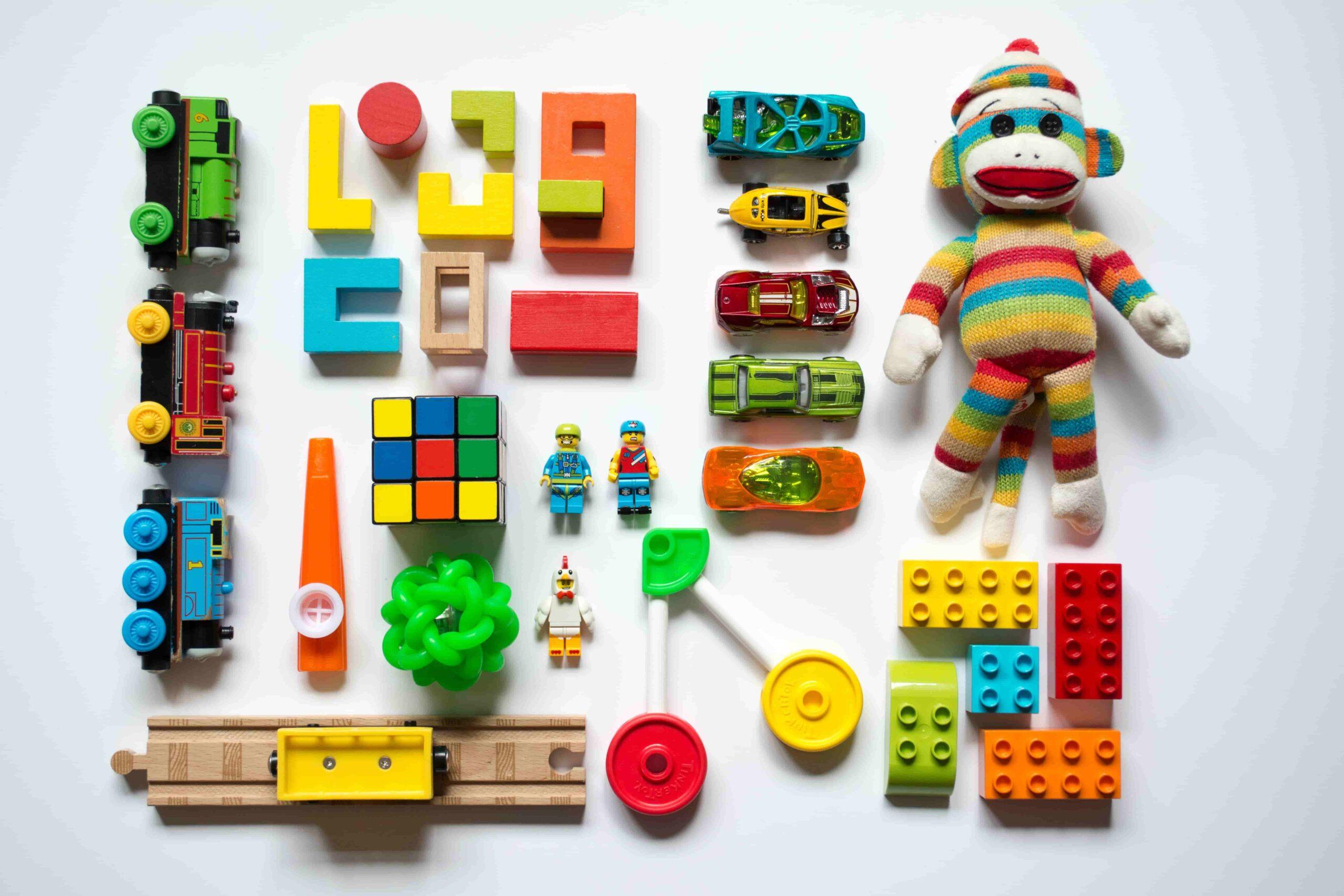 Educatief speelgoed voor je kind